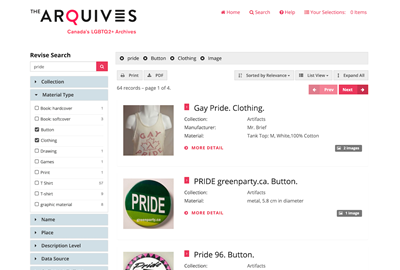 The ArQuives: Canada's LGBTQ2+ Archives